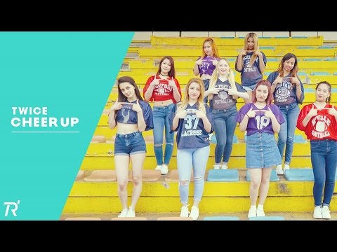 TWICE (트와이스) - CHEER UP dance cover by RISIN' CREW from France