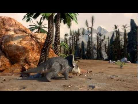 Films from DinoPark - Triceratops