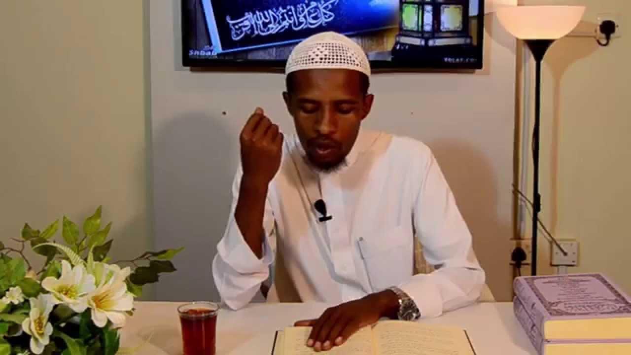 Barnoota ji'a Ramadaanaa Kutaa 8 ffaa مجالس شهر رمضان