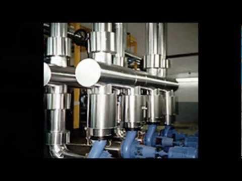 Aislamiento termico tuberias industriales