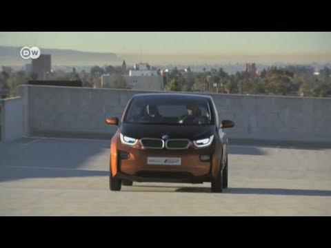 Электромобиль BMW i3 - будущее европейского автопрома (20.03.2013)