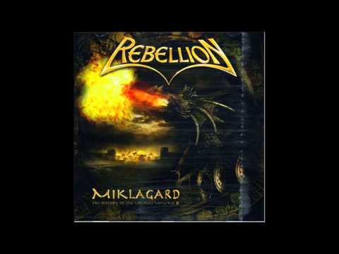 Rebellion - Ulfberth