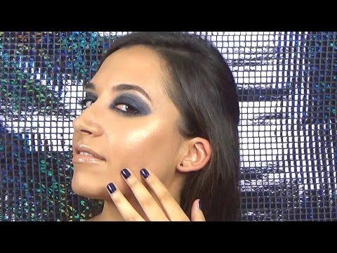 Look editorial; ojos dramáticos, sexy y atrevido! | David Jean