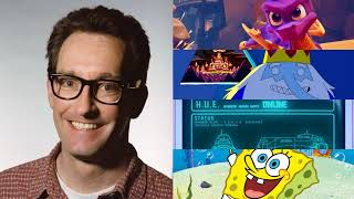 Tom Kenny Receives the Greatest Compliment - Spyro Reignited Trilogy