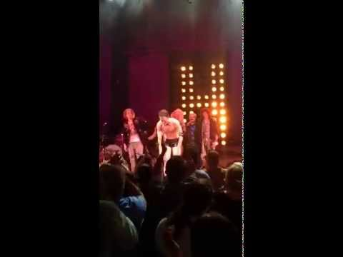 Neil Patrick Harris' Final Curtain Call in Hedwig on Broadway (Part 2 of 2)
