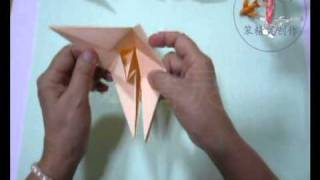 Origami Swallow 折纸燕 (created By Sipho Mabona) 1/3