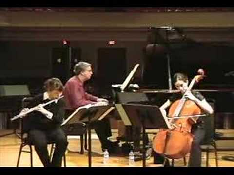Dolce Suono Trio-Mimi Stillman/Yumi Kendall/CharlesAbramovic