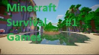 Minecraft Survival Games 1 [RG Challenge]