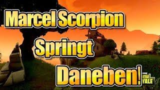 Marcel Scorpion springt daneben!! Elotrix findet einen Ben! (Wochen Highlites) Fortnite Stützpunkts