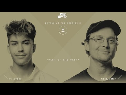 BATB X | Will Fyock vs. Morgan Smith - Round 2