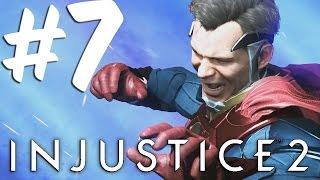Injustice 2 Story Walkthrough Part 7 Death of Superman