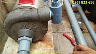 Máy bơm nước hai đầu lớn cho giếng khoan sâu ! 0931 833 458