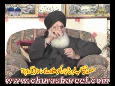 Life Interview with Pir Syed Mohammed Shabeer Ali Shah Sahib Choora Shareef