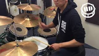 【 Drum Cover 】【 Anime 】 Iron-Blooded Orphans MAN WITH A MISSION Raise Your Flag|A Chih Li Drum Cover