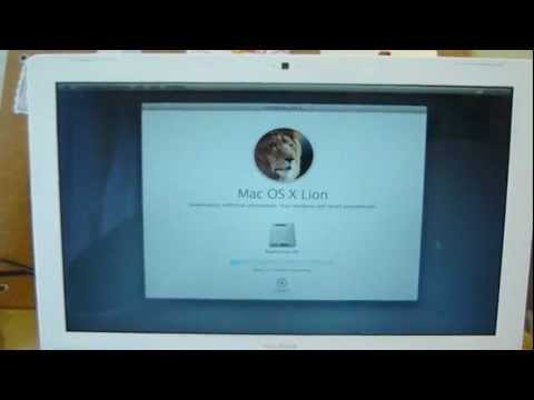 Como instalar OS X Lion + Consejos