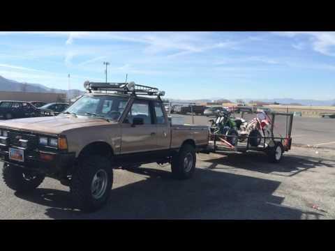 Datsun 720 Project Truck