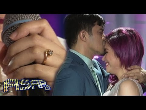 Yeng Constantino Announces Engagement To Boyfriend On Asap video