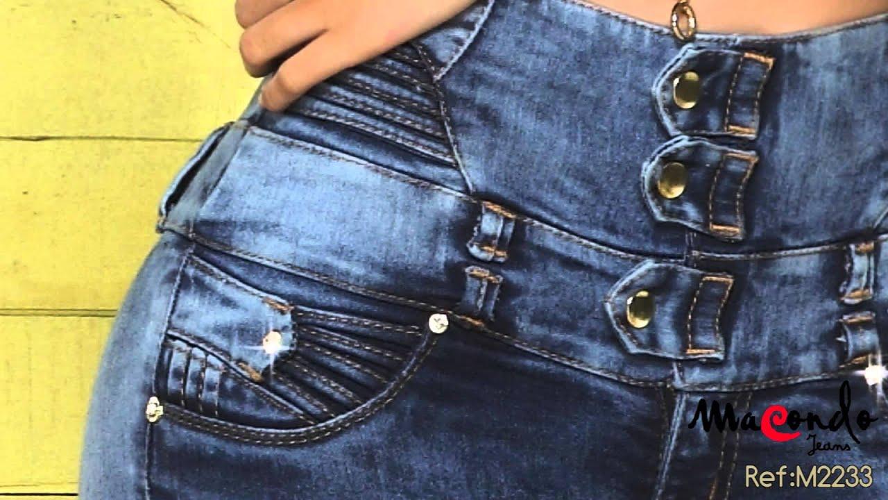 BKM Jeans Fabricantes de jeans dama jeans levantacola ...