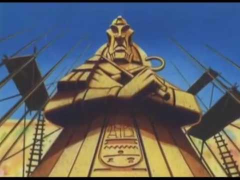 Библия в анимации Моисей 1996