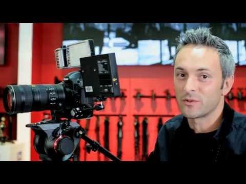 Manfrotto - 504 HD Video Head - Paolo Frison