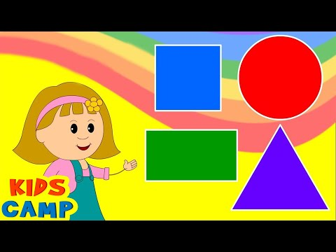 Learn about Shapes with Elly - Fun & Educational for Babies, Toddler, ...