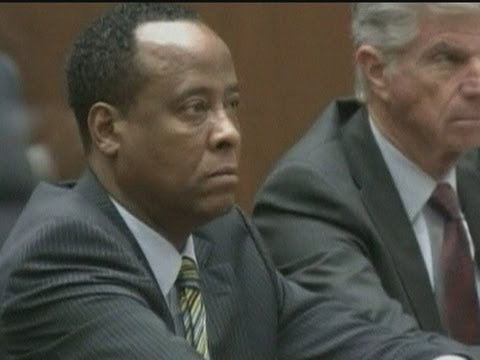 Conrad Murray's trial gets underway in Los Angeles