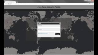FD Webinars #1: Use of satellite data for drought and flood management