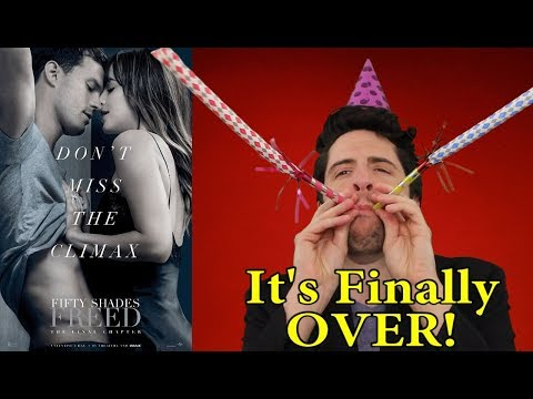 Fifty Shades Freed - Movie Review