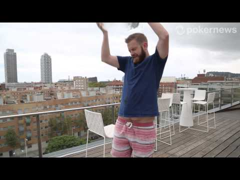 Remko Does the #IceBucketChallenge and Challenges Jalen Rose, Duhamel, Van Hoof and Donnie Peters