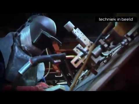 Welder Shipbuilding