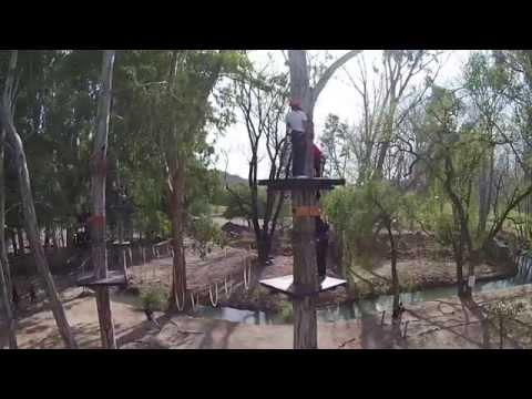 Euca San Rafael filmado por un drone