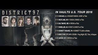 DISTRICT 97 - Snow Country (live)