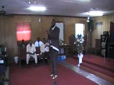 Rhema Healing and Deliverance (Fear Not) Part 5