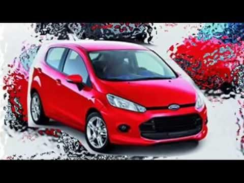 Novo Ford Ka 2014 Preview