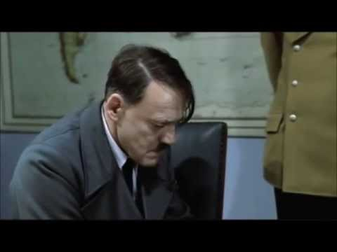 Volkswagen - Passat - VW - Das Auto The Bunker - Review by Hitler complaints