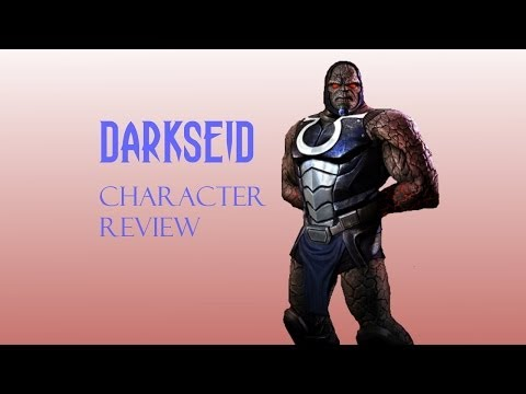 Injustice iOS - Darkseid Character Review