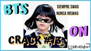 BTS ON CRACK (en español) El ayuwoki vs RM