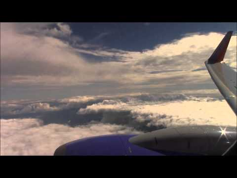 Southwest Airlines Full Flight: Birmingham-Baltimore