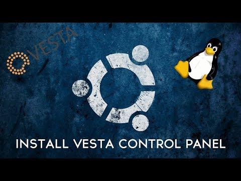 Install Vesta Control Panel   Linux Tutorial