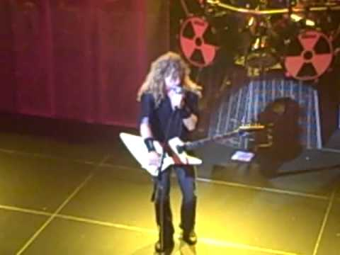 Dave Mustaine's Final Rant about the