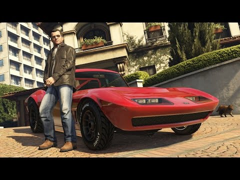 Grand Theft Auto V - Xbox One/PS4/PC Release Date Trailer