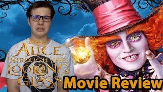 Alice Through The Long Gl- Movie Review