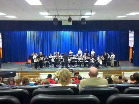 I Believe I Can Fly - Newcomerstown High School Band