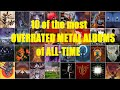 10 of the Most OVERRATED Heavy Metal Albums of All-Time