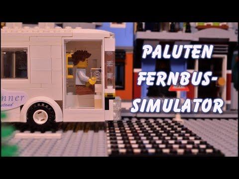 Paluten der Busfahrer | Paluten Animation