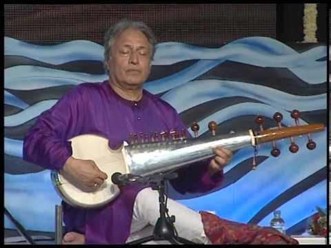 Ustad Amjad Ali Khan at Sawai Gandharva Festival 2012
