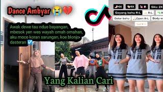 Download lagu Dance tiktok ambyar😭 Mendung Tanpo Udan _tiktok terbaru virall