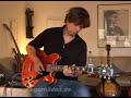 1968 Gibson ES-335 cherry Fender Vibrolux Reverb plus Okko Diablo Overdrive