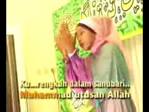Tiada Tuhan Selain Allah (full): 10 Lagu Terbaik Lomba Cipta Lagu Anak Muslim Indonesia 2013 Lpptka video