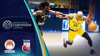 Peristeri winmasters v Brose Bamberg - Full Game - Basketball Champions League 2019-20